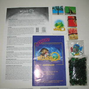 WOW! GIFT! The Wizard of Oz Board Game 100th Anniversary Edition Windsor Region Ontario image 2