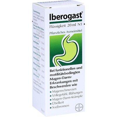 Iberogast Tinktur   20 ml   PZN514644