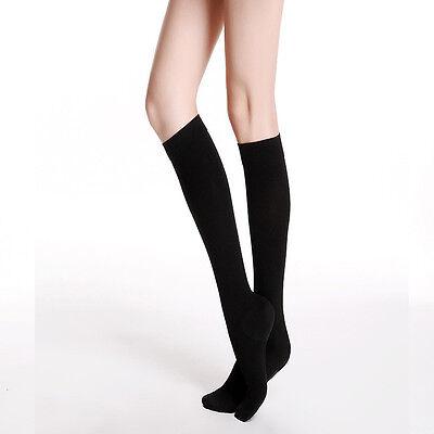 Frauen Breathable Compression Toning Socken Druck Strumpf Korean Fashion - Koreanisches Kostüm Frauen