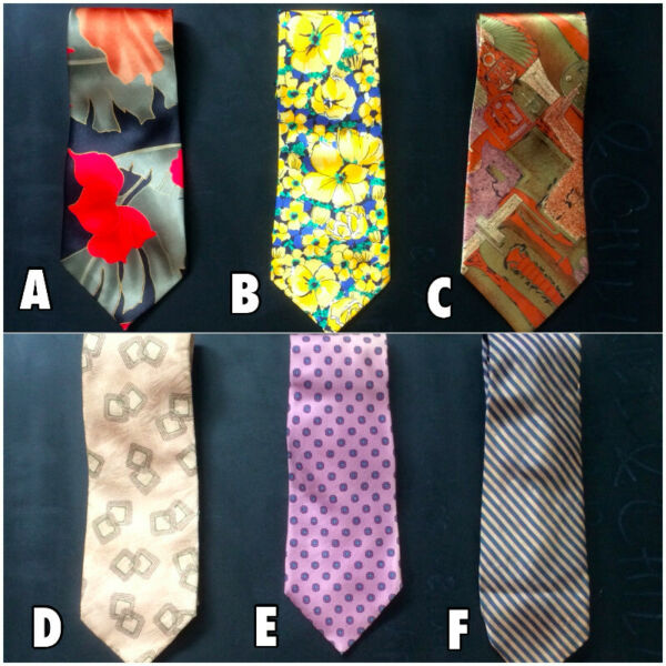 Neckties Clearance