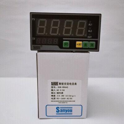 1 Pcs Sanyou Dh8-rraa5 Control Instrument