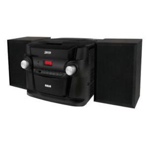 Système audio à 3 CD radio am/fm RCA ( RS22363 )