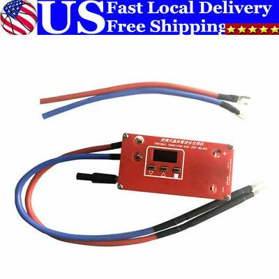 Portable Mini Spot Welder Machine Battery Various Welding Power Supply Us