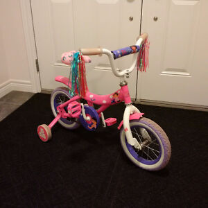 "Dora Bike 12"" Wheels"