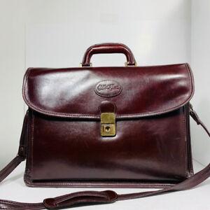 BUGATTI - sac en cuir / malette - ( homme ou femme ) UNISEXE