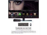 NEW 4K M8S PRO LOADED ANDROID OTT TV BOX QUAD CORE MEDIA PLAYER FREE SPORT MOVIES WITH pulse BUILD
