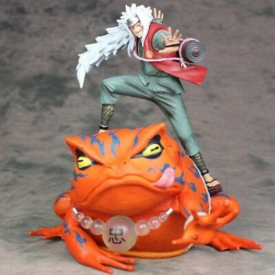 33cm Naruto Jiraiya Ero-sennin Gama Sennin Sato no Kyōki Anime Action Figuren