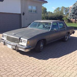 1985 Buick Lesabre Collectors Edition