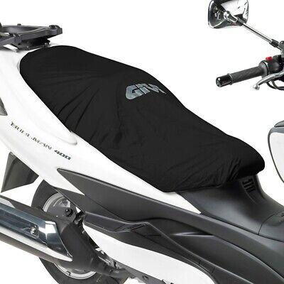 Gebraucht, Roller Sitzbankabdeckung Piaggio Fly 50/125 Givi S210 Schwarz gebraucht kaufen  Gummersbach