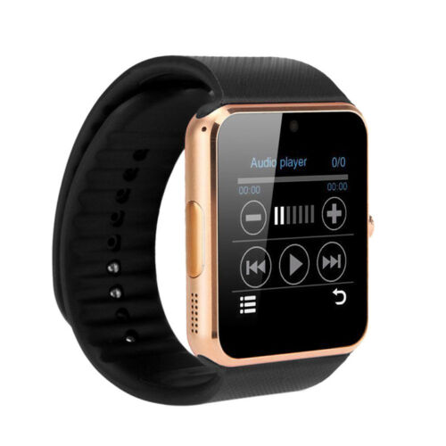 Latest Bluetooth Smart Watch with Camera Text Call Mic for iPhone Samsung LG`ZTE