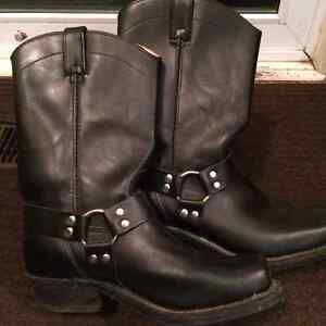 Men's Motorcycle boots Kitchener / Waterloo Kitchener Area image 1