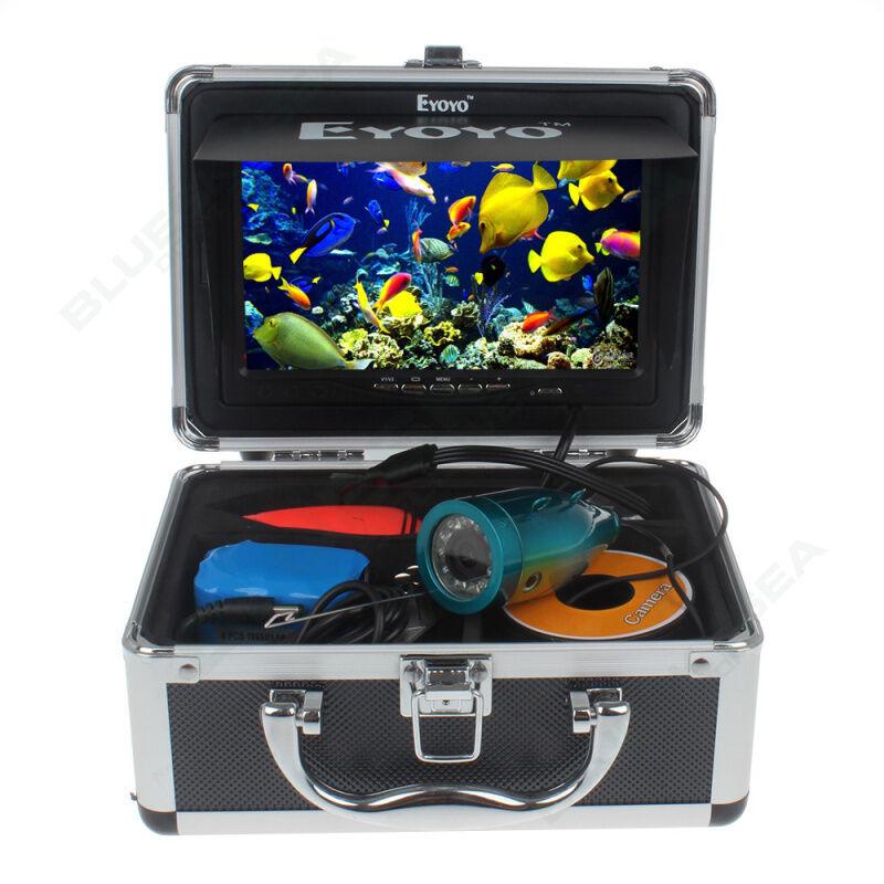 купить для рыбалки видеокамеру с монитором