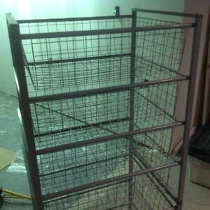 IKEA Stacking Storage Baskets