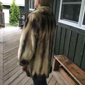 Fine Fitch Mink Coat Belleville Belleville Area image 4