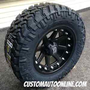 35x12.50 R17 Nitto Trail Grapplers
