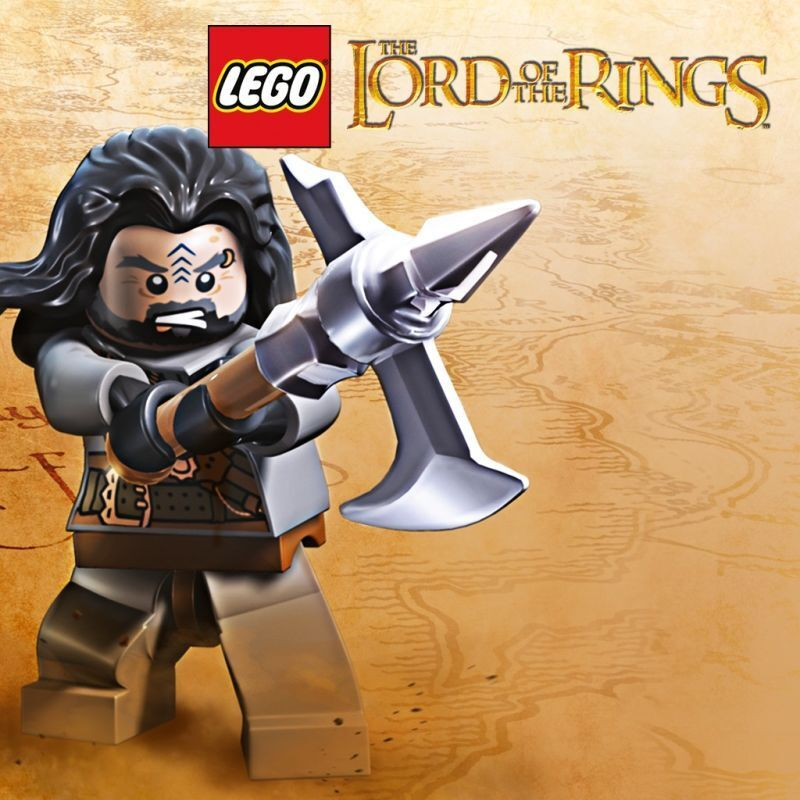 Details about LEGO Lord Of The Rings: Middle Earth Character Pack 2 DLC  [PlayStation 3 PS3]