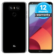 LG G6 - 64GB - Astro Black (Unlocked) Smartphone (Dual SIM) - Free Fast Shipping