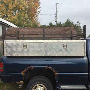 Truck Boxes & Rack