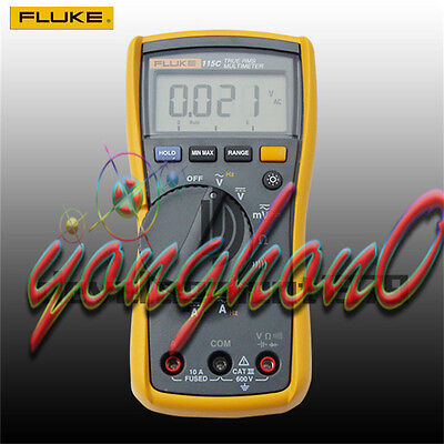 Brand New Fluke 115c Field Multimeter Backlight F115c