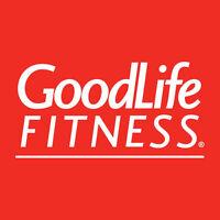 Goodfitness Life Membership - September 2016 to January 2017