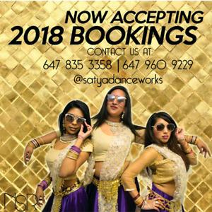 Professional Dance Team - Bollywood/Soca/Chutney/Dancehall