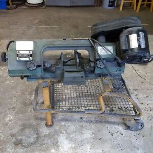 FOR SALE WELDER/BAND SAW/LARGE WRENCHES