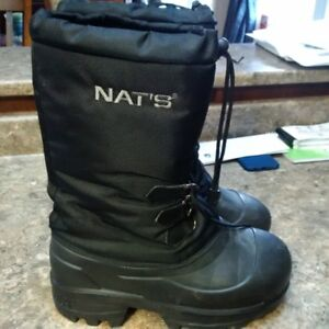 New Snowmobile Boots
