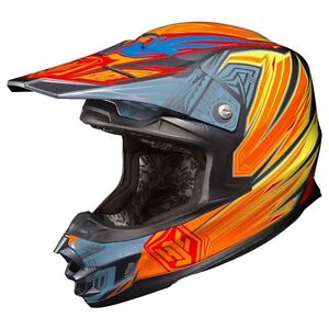 OFF ROAD HJC FG-X LEGENDARY LUCHA HELMET/CASQUE  MOTO HORS ROUTE