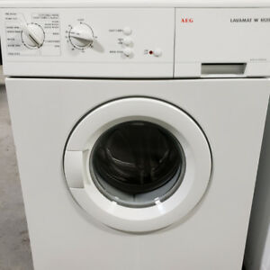 HOT DEAL ON WASHER AEG MOD 1020-W WITH WARRANTY!