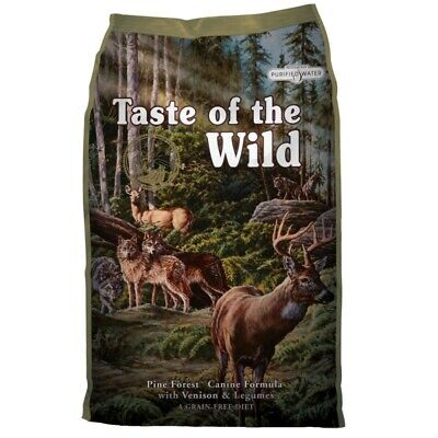 TASTE OF THE WILD Pine Forest | 13kg Hundefutter