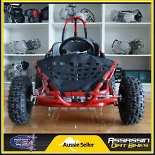 Assassin USA 1000 Watt BRUSHLESS 48V KIDS Buggie Go Kart ATV Caringbah Sutherland Area Preview