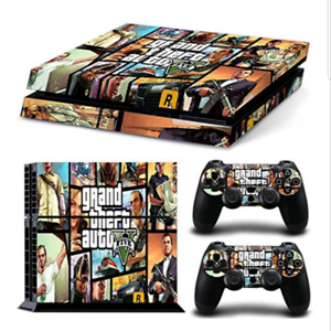 PS4 GTA Skin/wrap
