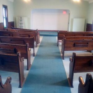Chapel for Rent - Downtown Niagara Falls