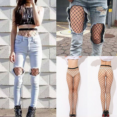 Fish Net Hose (Damen Strümpfe  FISHNET Socks Strumpfhosen Mesh Net Pantyhose Tights)