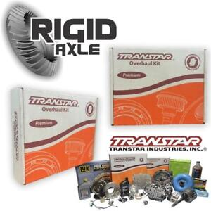FMX Ford 1968-1981 Automatic Transmission Master Overhaul Rebuild w/ Steels Kit