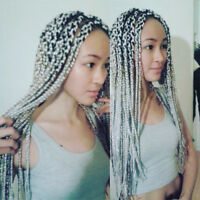 Box Braids-Weave-Dreadlocks avail same day only 70$ 438-338-7376