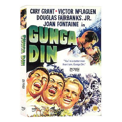 Gunga Din (1939) DVD - George Stevens, Cary Grant (*NEW *All Region)