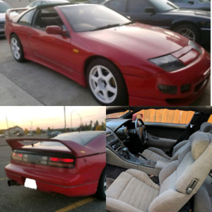 1990 nissan fairladyZ 300zx TT t-top 6500 by dec 31st