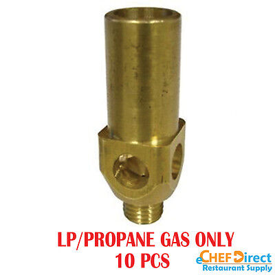 10 Pcs Replacement Brass Tip For Jet Burner 2332 Tip Lppropane Gas