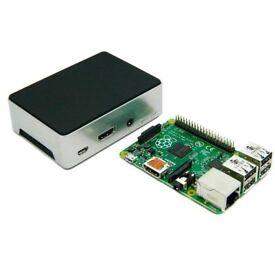 Raspberry Pi and FLIRC metal case