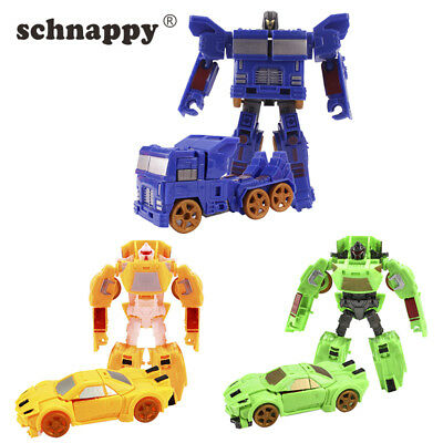 Mini Transformers Optimus Toy Bumble Bee Kids Action Figure Robots Unique - Kids Bumble Bee