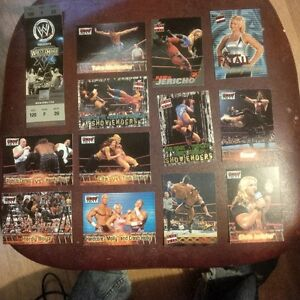 WWF Wrestleing cards Kitchener / Waterloo Kitchener Area image 1