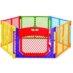 Super Yard Colour Play Ultimate Gate, Red, Blue, Green, Yellow