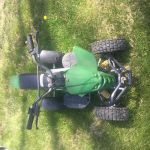Atv - small 4 wheeler