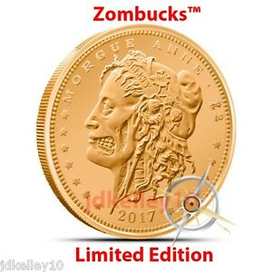 2013-COPPER-ZOMBIE-BULLION-ZOMBUCKS-Z2-MORGUE-ANNE-ROUND-1-OZ-999-FINE