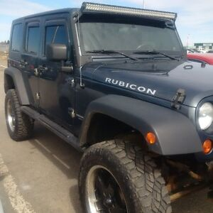 2007 Jeep Wrangler JK Rubicon Unlimited Trail Rated