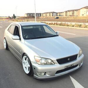1999 Toyota Altezza