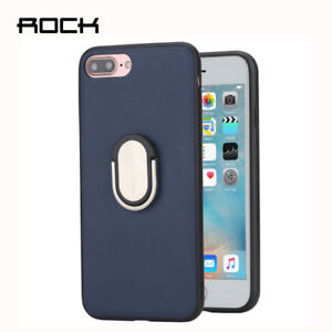 Iphone 7/8 plus Rock Stand Car Magnetic Case