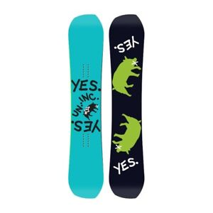 YES SNOWBOARDS GREATS UNINC-152CM-500$