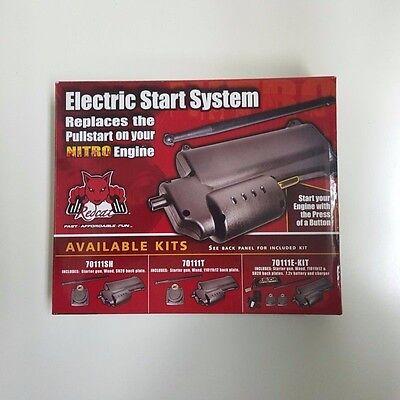 Redcat 70111E-KIT Electric Starter Kit for RC Nitro Engine Motor Car Truck New